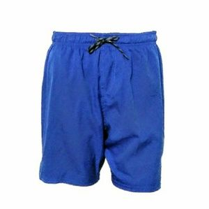 Nike Blue Swimming Trunks